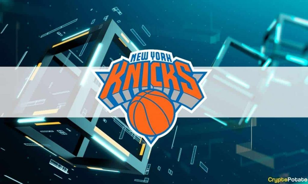 New York Knicks dan Sweet bekerja sama untuk merilis game NFT 3D edisi terbatas