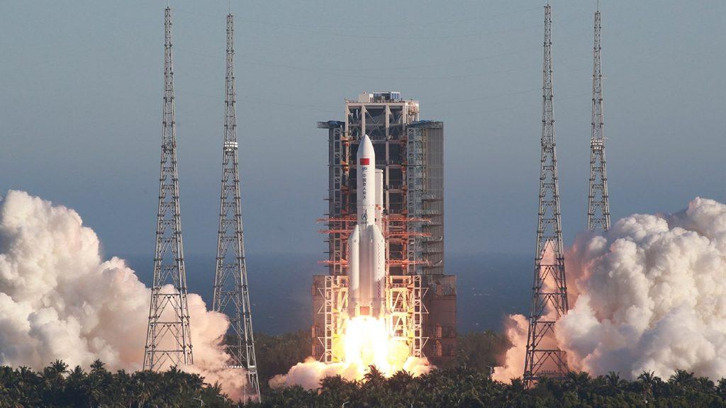 """Peneliti China mengusulkan transformasi asteroid """"Armageddon"""" dengan rudal"""