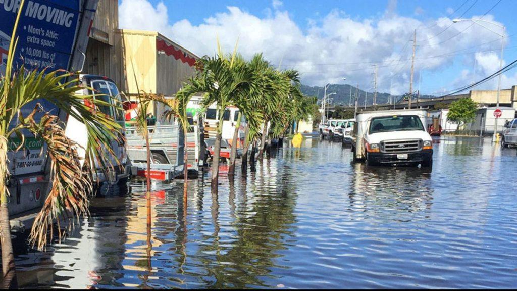 Penelitian menunjukkan bahwa osilasi bulan akan mengintensifkan banjir di sepanjang pantai Amerika Serikat pada pertengahan 2030-an.