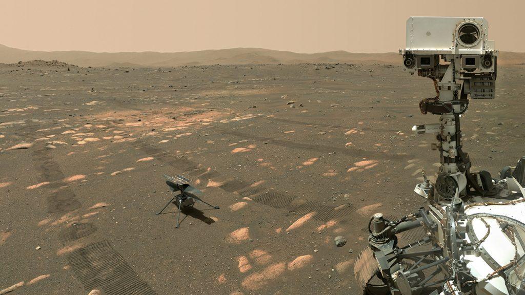 Penjelajah Mars Persevering NASA bersiap untuk memulai proses pengambilan sampel