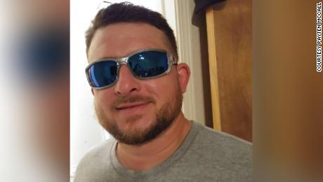 Brett McCall meninggal pada 26 Juli setelah tertular Covid-19 sekitar 4 Juli.