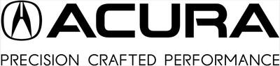 Logo Acura Canada (CNW / Acura Group)