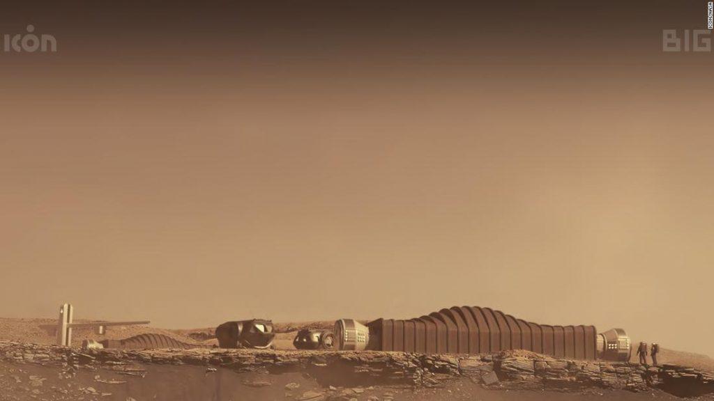 Apakah Anda ingin tinggal di Mars?  Ini adalah bagaimana mungkin