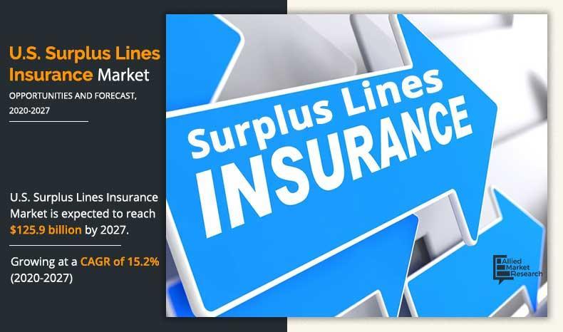 U.S. Surplus Lines Insurance Market 2021-2028