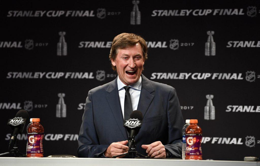 Wayne Gretzky meluncurkan koleksi NFT baru
