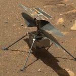 Helikopter Kreativitas Mars bersiap untuk penerbangan kesebelas di Planet Merah