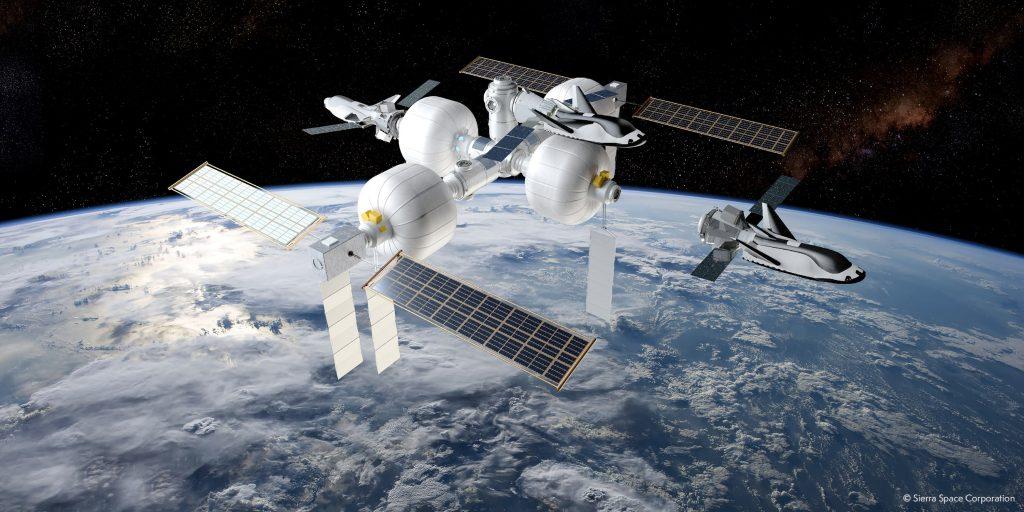 Inilah mengapa stasiun luar angkasa berikutnya komersial