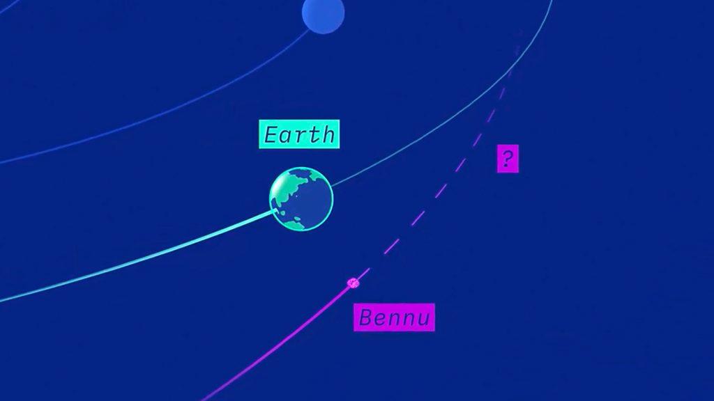 NASA berbicara tentang kemungkinan asteroid Bennu bertabrakan dengan Bumi