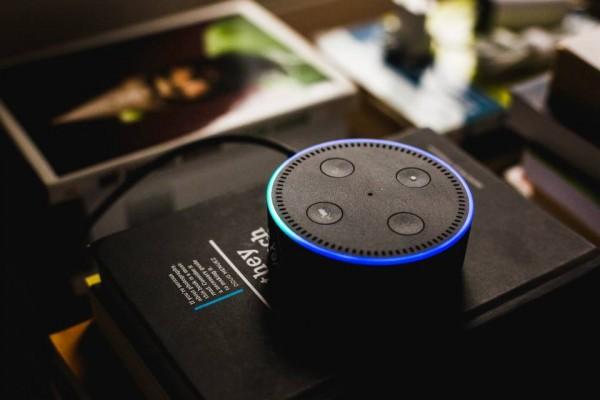 Alexa closeup