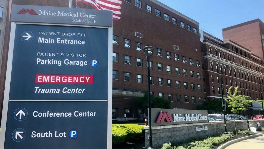 Sembilan karyawan departemen darurat di Maine Medical Center telah dinyatakan positif COVID-19