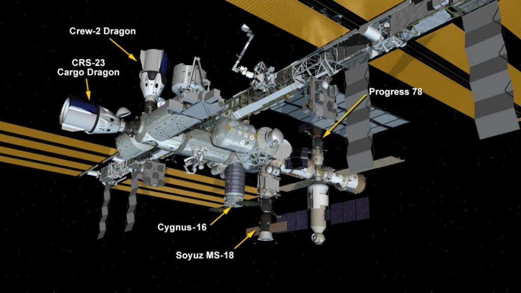 SpaceX Cargo Dragon Successfully Docks to Station