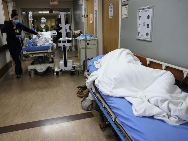 Tidak ada tempat tidur ICU di Rumah Sakit Sampson County.  Setiap tempat tidur penuh dengan pasien COVID-19 :: WRAL.com