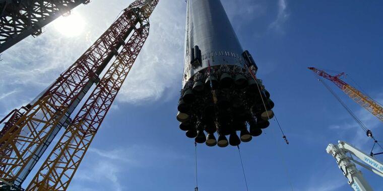 FAA merilis laporan awal tentang peluncuran Boca Chica, dan itu tidak buruk