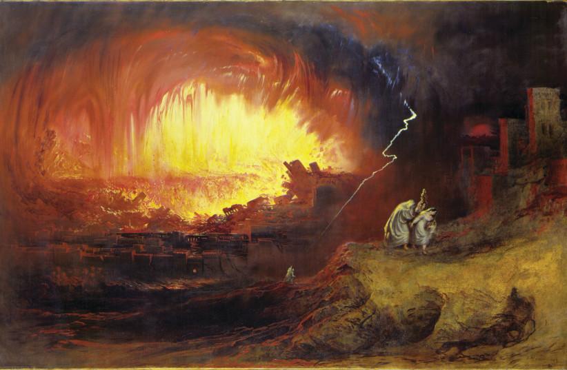 Apakah penghancuran kota Zaman Perunggu abad pertengahan ini menjadi inspirasi bagi Sodom?