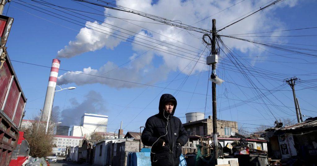 Krisis energi China membunyikan alarm dan menyerukan lebih banyak batu bara