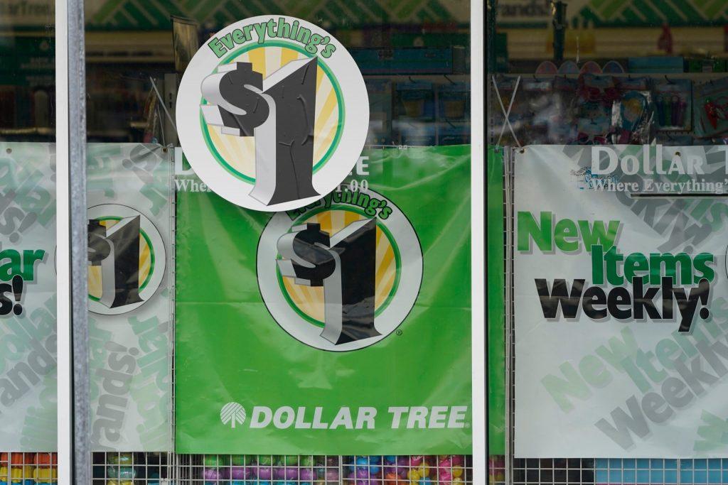 Pohon dolar mematahkan penghalang $ 1 karena biaya menggigit