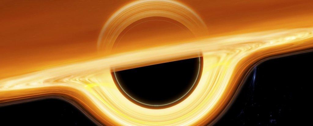 Fisikawan secara tidak sengaja membuat penemuan baru tentang lubang hitam