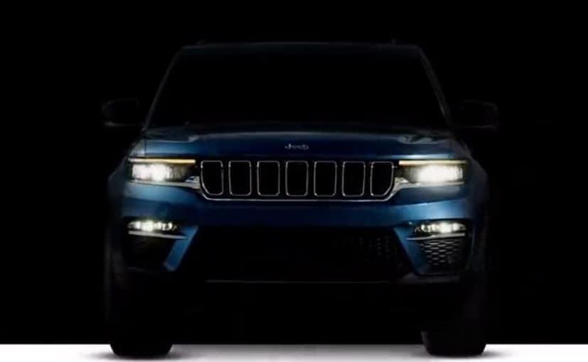 Jeep Grand Cherokee 2022 yang serba baru memulai debutnya pada 29 September