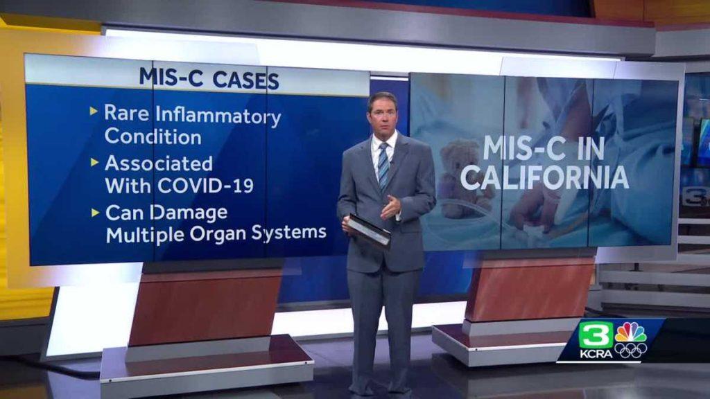 Kasus kasus MIS-C pediatrik yang langka telah meningkat tiga kali lipat di California sejak Februari