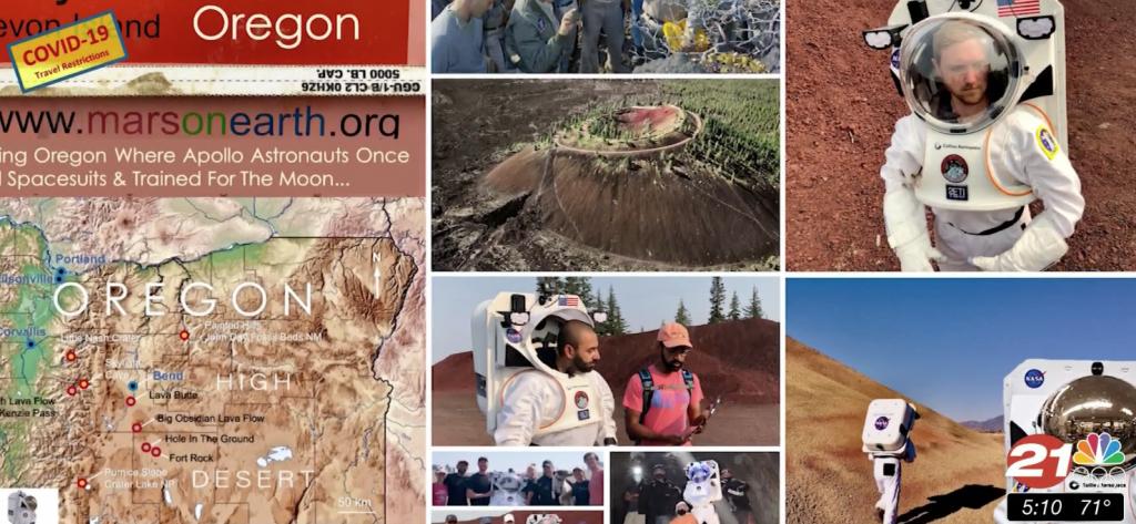 Pakaian antariksa baru, tes akrab: NASA kembali dalam karbon monoksida untuk mempersiapkan eksplorasi Mars, kembali ke bulan