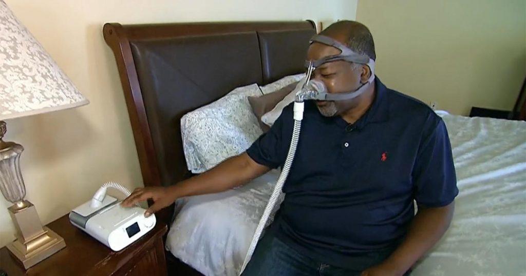 Pasien sleep apnea frustrasi dengan penarikan perangkat CPAP