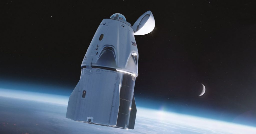 SpaceX Inspiration4: Cara menyaksikan peluncuran bersejarah semua warga sipil secara langsung hari ini