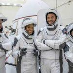SpaceX mengonfirmasi bahwa alarm berbunyi selama misi Inspiration4