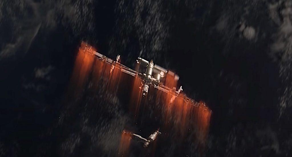 Beginilah Stasiun Luar Angkasa Internasional akan terbakar hancur ke tanah