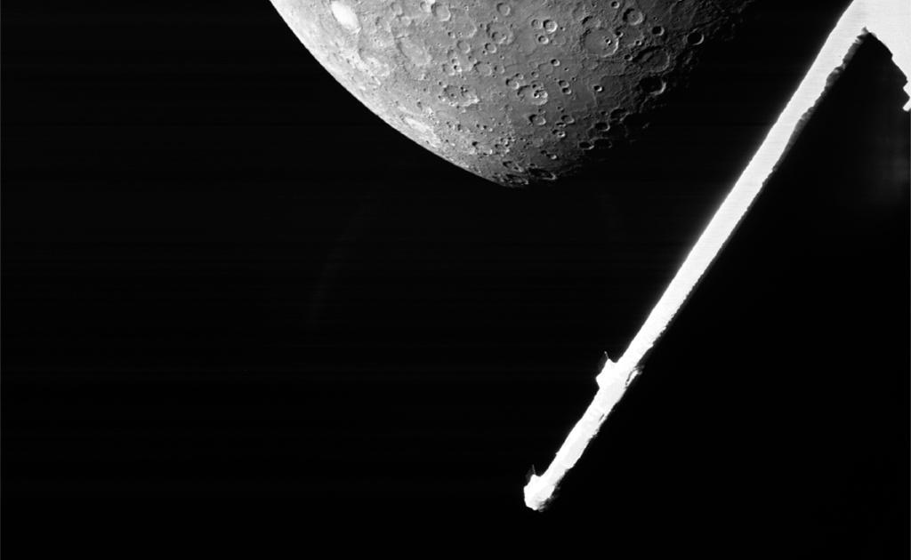 BepiColombo: Misi luar angkasa Eropa-Jepang menangkap gambar Merkurius    berita luar angkasa