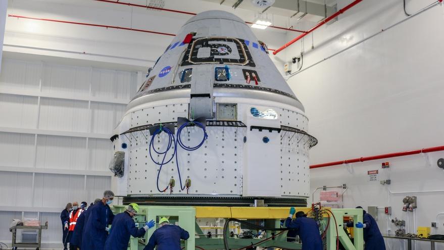 Boeing dan NASA terus menyelidiki masalah katup Starliner