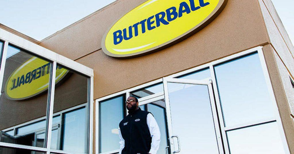 Butterball menarik 14.000 pon kalkun giling yang dijual di BJ's dan Kroger's