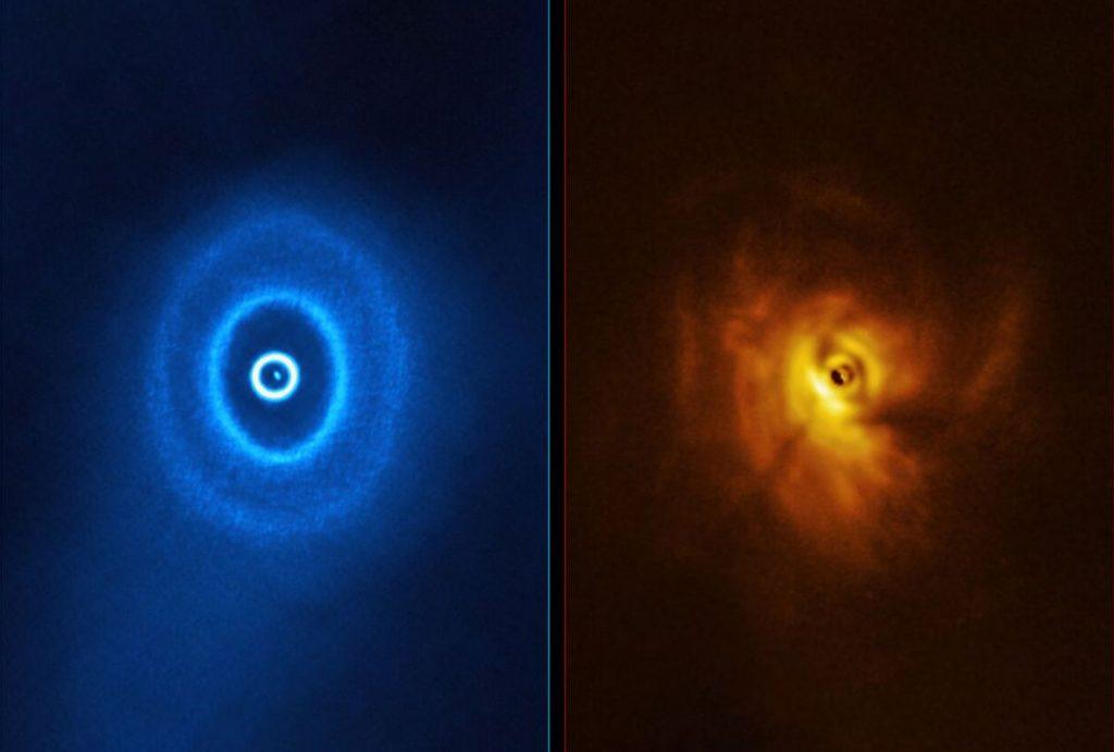 Para ilmuwan percaya mereka telah menemukan sebuah planet yang mengorbit tiga bintang