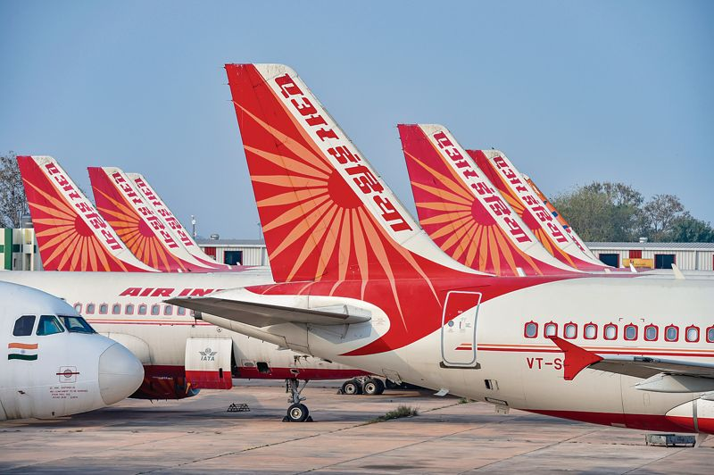 Tatas top bidder for Air India; government panel to take call