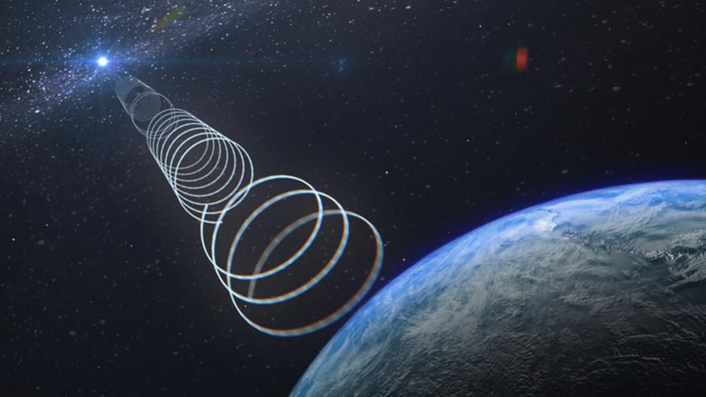 Sinyal radio aneh dari pusat galaksi membuat para astronom bingung